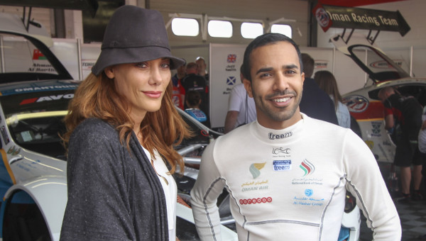Ruba Jurdi interviews Ahmed Al Harthy