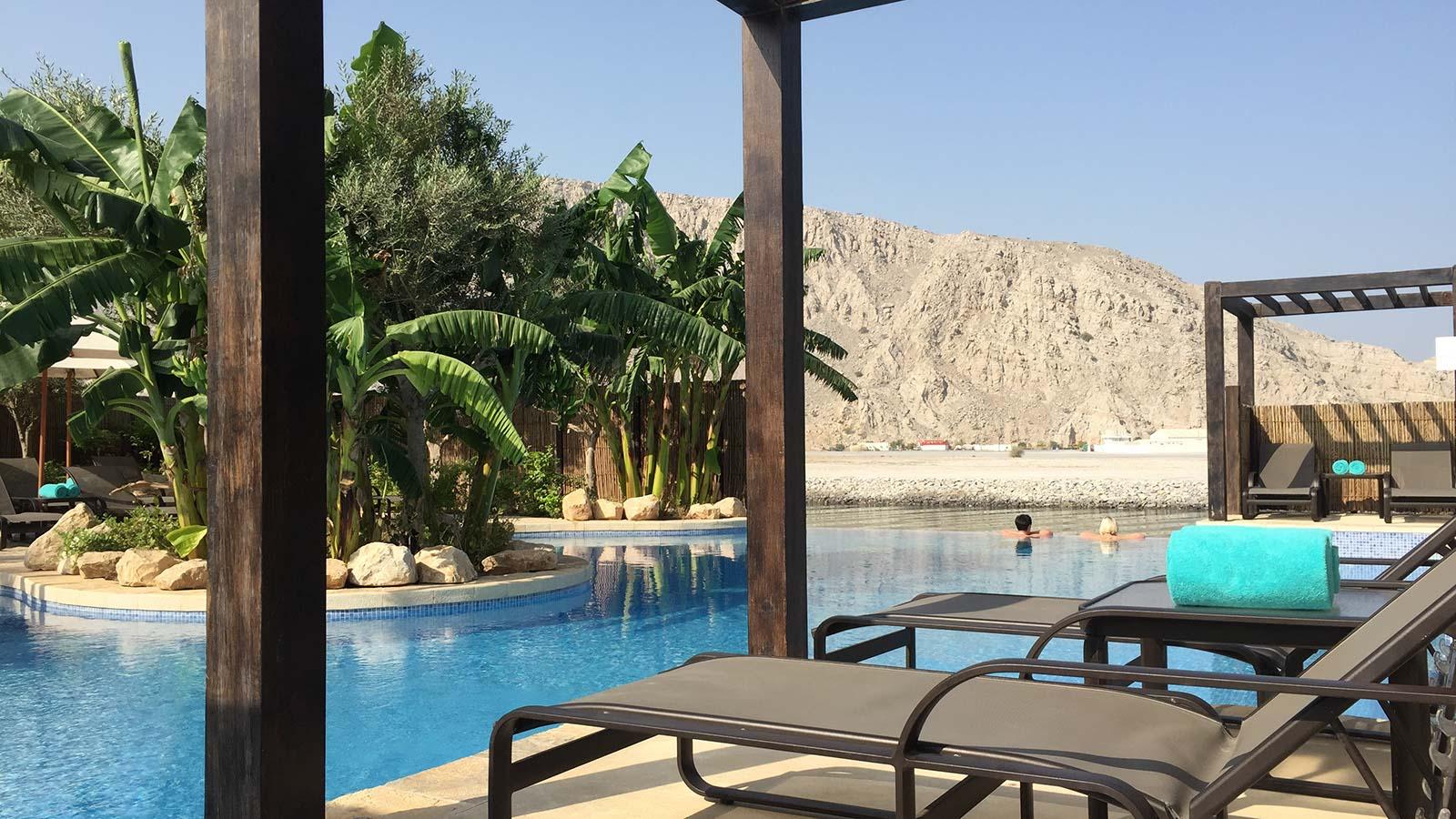 Rally Royale Oman Grand Tour Recce