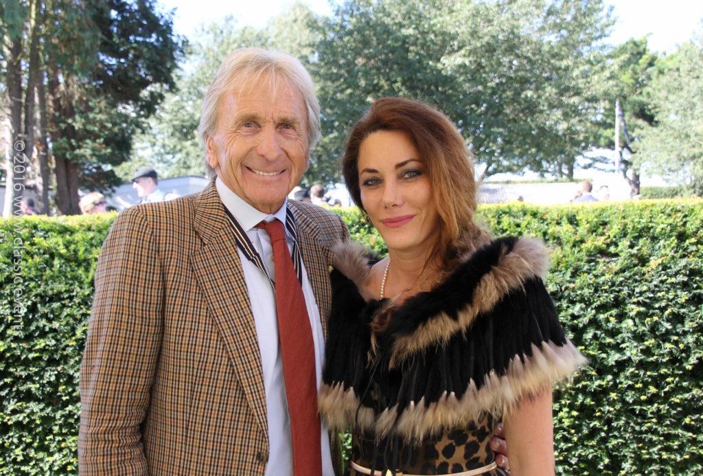 Ruba Jurdi with Derek Bell